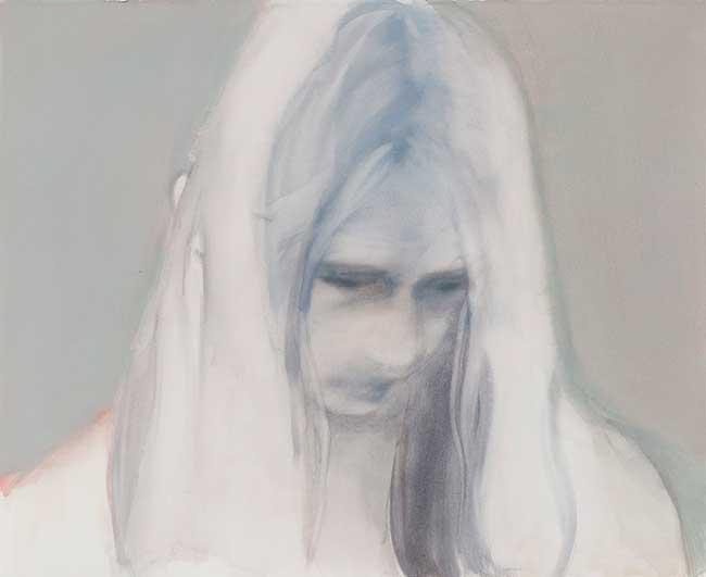 Untitled profile 1 by Fiona McMonagle