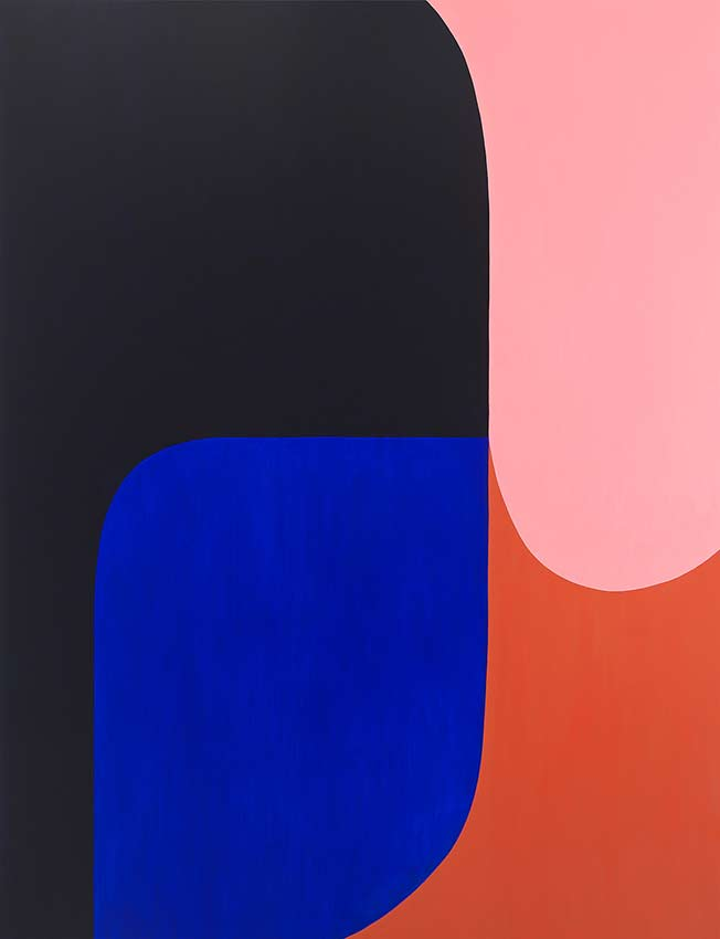 Pinky Blue by Stephen Ormandy