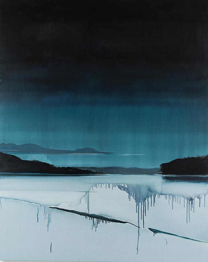 Inlet #8 by Julian Meagher at Olsen Gallery