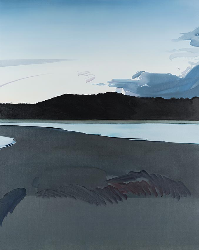 Inlet #10 by Julian Meagher at Olsen Gallery