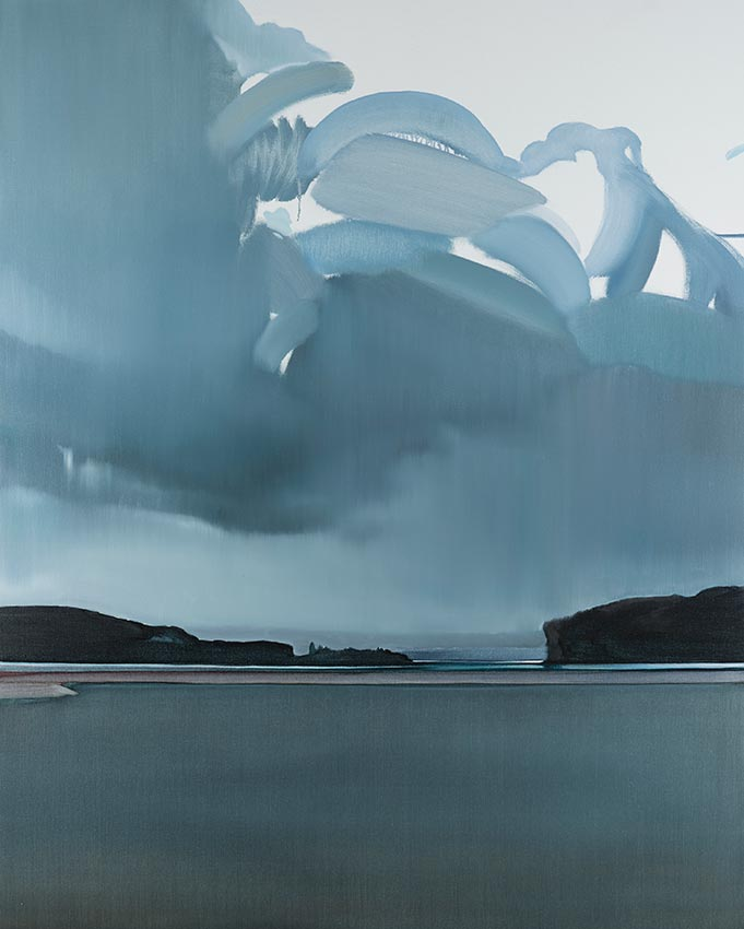 Study Bithry Inlet #1 by Julian Meagher at Olsen Gallery