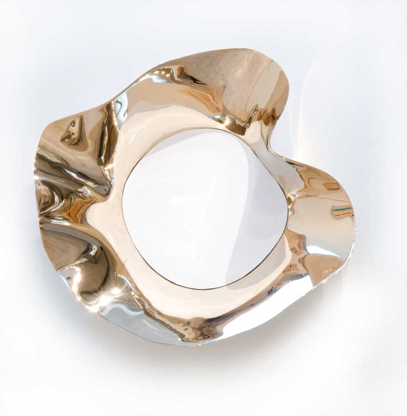 Orchid Bangle by Louise Olsen
