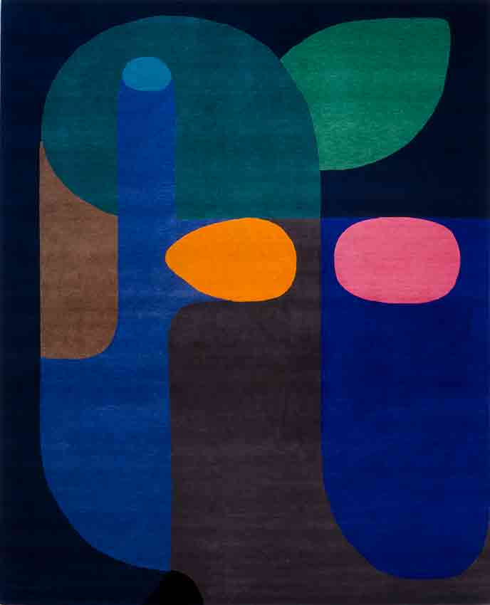 What a Relief II by Stephen Ormandy at Olsen Gallery