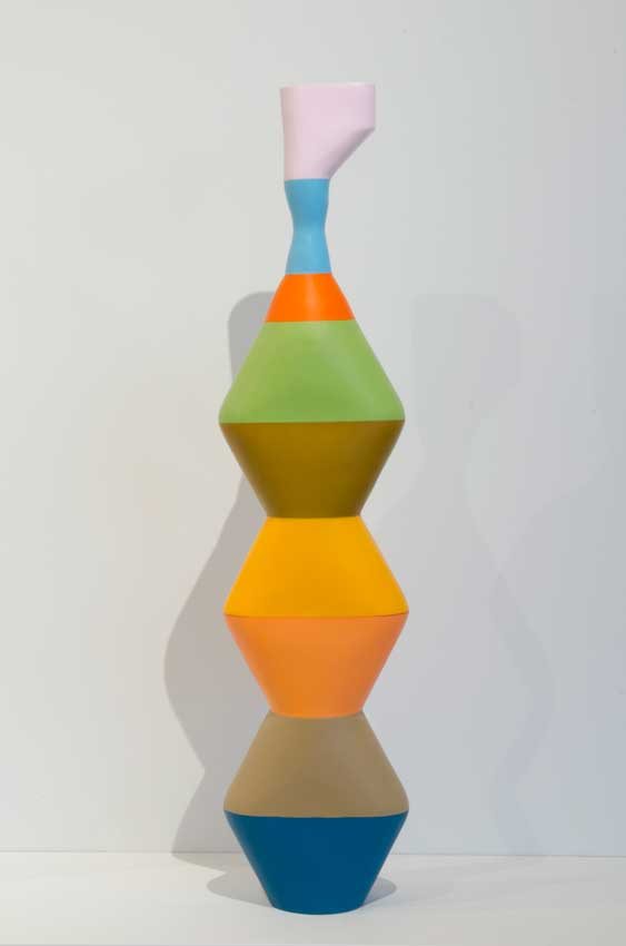 Totem 4 by Stephen Ormandy at Olsen Gallery