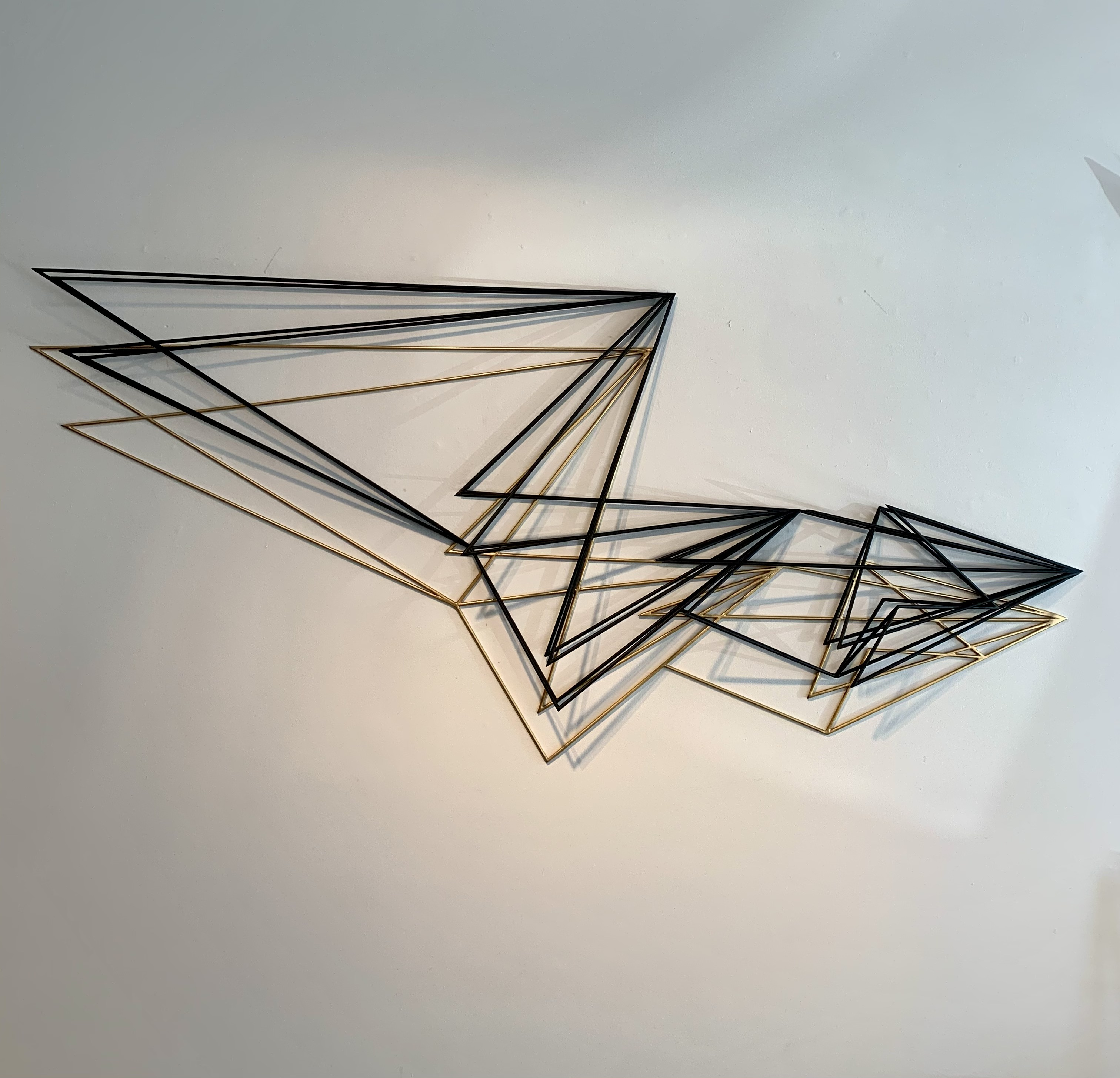 Fragments of 11 by Dion Horstmans at Olsen Gallery