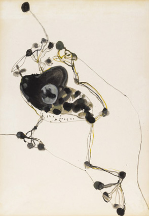 Frog and Fly by John Olsen